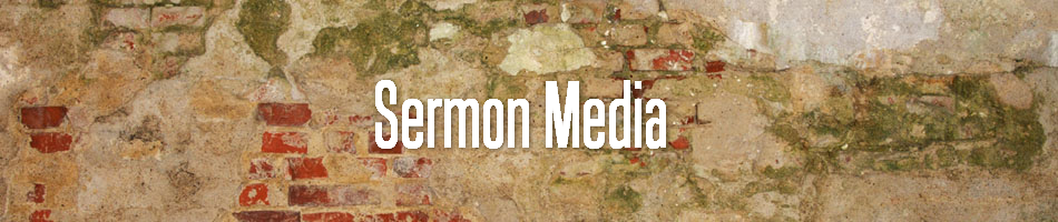 sermon media title bar